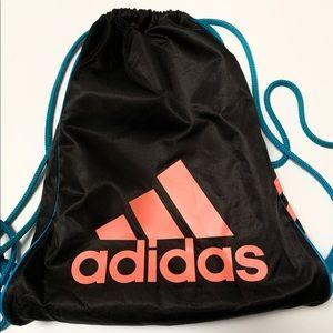 Adidas drawstring sack